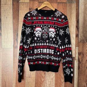 Sweaters - Star Wars Christmas sweater